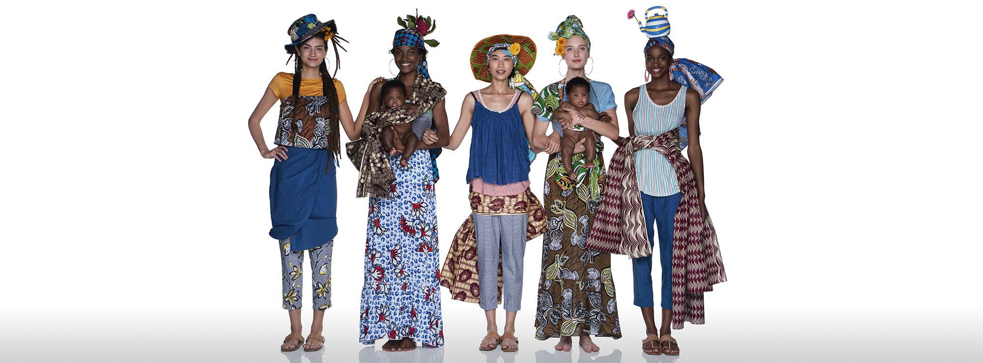Women's Africa Benetton